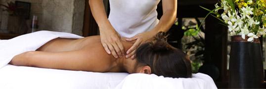 Aromatická celotělová masáž